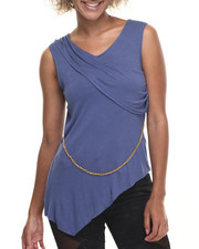 Baby Phat - Asymmetrical Hem Top