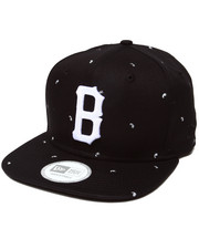 Men - Paisly B Logo New Era Strapback Cap