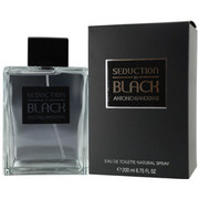 Men - SEDUCTION IN BLACK EDT SPRAY 6.7 OZ