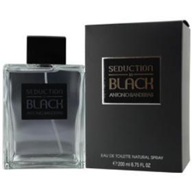 Antonio Banderas - SEDUCTION IN BLACK EDT SPRAY 6.7 OZ