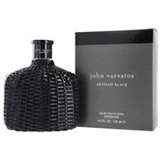 Men - JOHN VARVATOS ARTISAN BLACK EDT SPRAY 4.2 OZ