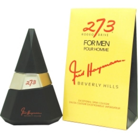 Fred Hayman - FRED HAYMAN 273 COLOGNE SPRAY 2.5 OZ