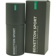 Men - BENETTON SPORT EDT SPRAY 3.3 OZ