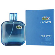 Men - LACOSTE EAU DE LACOSTE L.12.12 BLEU EDT SPRAY 3.4 OZ