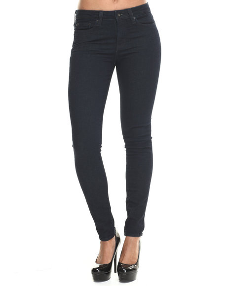 Big Star - Women Dark Wash Andrea Mid Waist Jean - $62.99