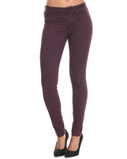 Jeans - Andrea Mid Waist Jean