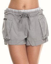 Bottoms - BLANK NYC Relaxed SHORTS