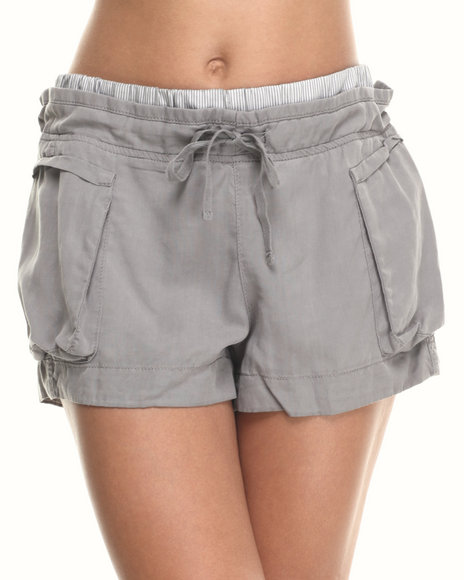 DJP OUTLET - BLANK NYC Relaxed SHORTS