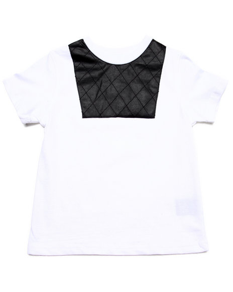Akademiks White Tops