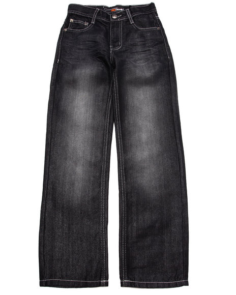 Akademiks - FLAP POCKET JEANS (8-20)