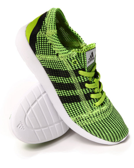 Adidas - Boys Yellow Element Refine Js J Sneakers (3.5-7) - $37.99