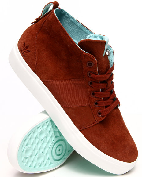 Adidas - Men Tan Army Tr Chukka Sneakers