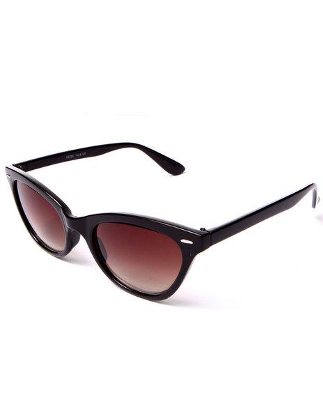 Drj Sunglasses Shoppe Men Arcade Shiek Sunglasses Black