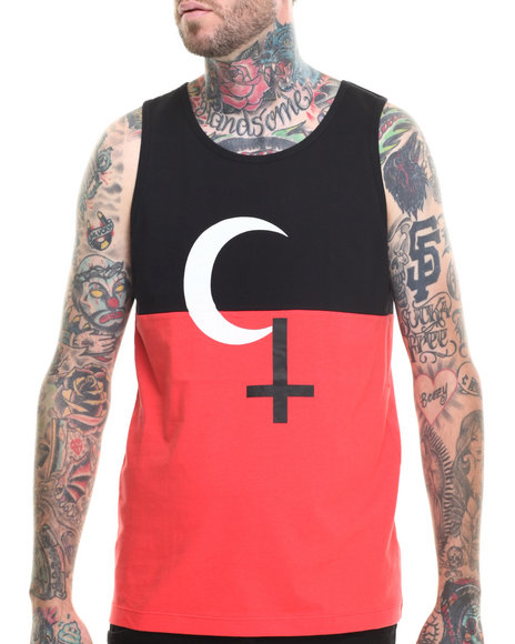 BLVCK SCVLE - Religious Holiday Tank