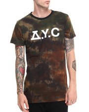 Men - Sky High Tie Dye Counter Tee