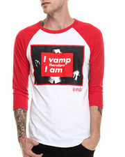 Shirts - I Vamp Therefore L/S T-Shirt