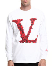 Men - Rosed L/S T-Shirt