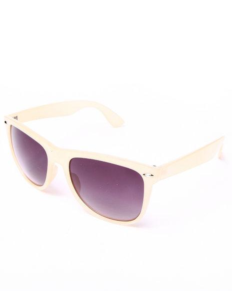 Drj Sunglasses Shoppe Men Surfrise Nude Mood Sunglasses Beige