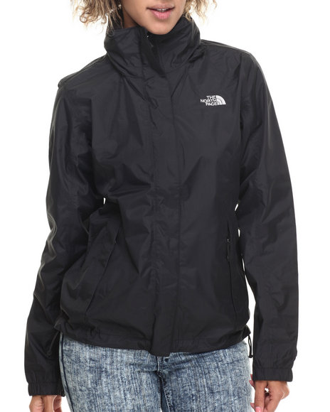 The North Face - Women Black Resolve Jacket