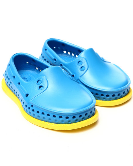 Native - Boys Blue Howard Shoe (Infant & Toddler)