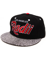 Hats - Radii Signature Rep Snapback Hat