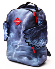 Bags - Zeus Lightning Wings Backpack