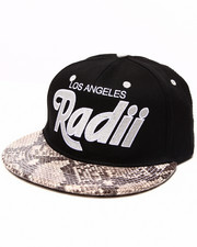 Men - Radii Signature Rep Snapback Hat