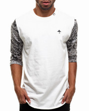 LRG - Low Trife Baseball 3 / 4 Raglan Tee