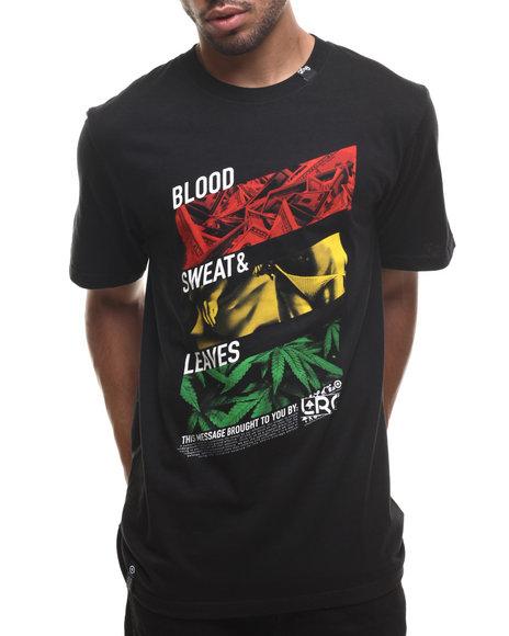 blood sweat & leaves s/s tee