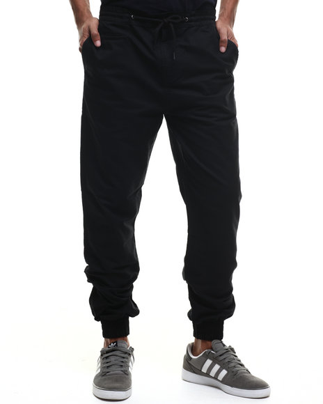 Parish - Men Black Jogger Pant