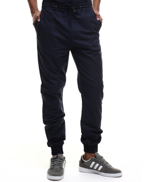 Parish - Men Navy Jogger Pant