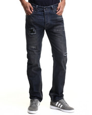Men - Snake Denim Jeans