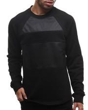 Men - Scumbag, E S Q Pullover Crewneck Sweatshirt