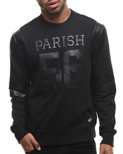 Parish - Snake Detail Sweatshirt