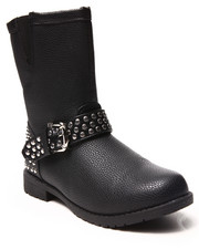 Footwear - Aria Studded Boot