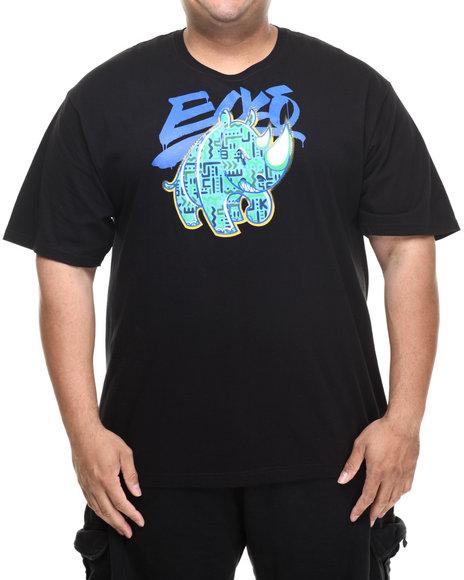 Ecko - Men Black Roller Ecko T-Shirt (B&T)