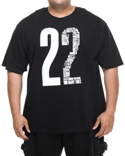 Men - 22 Two's S/S Tee (B&T)