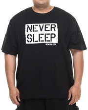 Rocawear - Never Sleep S/S Tee (B&T)