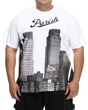 Men - Cityscape T-Shirt (B&T)