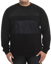LRG - Scumbag, E S Q Pullover Crewneck Sweatshirt (B&T)