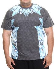 LRG - Dark Crystal Sublimated S/S Tee (B&T)