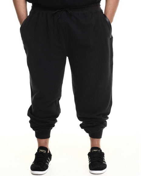 Parish - Men Black Snake Sweatpant (B&T)