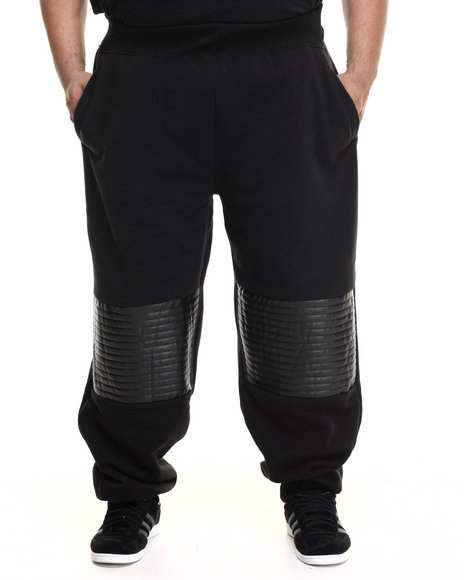 Ecko - Men Black Knee Deep Jogger Pant (B&T)