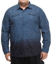 LRG - So Meta L/S Button-Down (B&T)