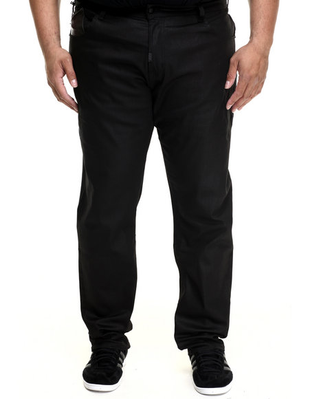 LRG - Men Black E.L.L. True-Tapered Denim Jeans (B & T)