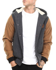 Outerwear - Ajax Varsity Jacket