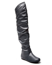 Footwear - Riley Slouch Riding Boot