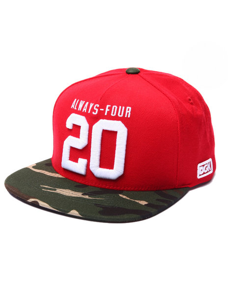 Dgk Men Always 420 Snapback Cap Camo