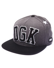 Hats - Worldwide Snapback Cap