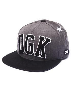 DGK - Worldwide Snapback Cap
